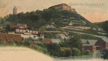 Freyburg an der Unstrut / Postkarte by AKG  Images