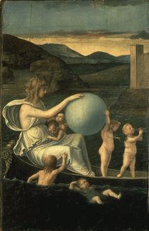 G.Bellini, Fortuna, Melancholia von AKG  Images