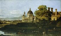 Wien, Karlskirche / Gem.v.Bellotto von AKG  Images