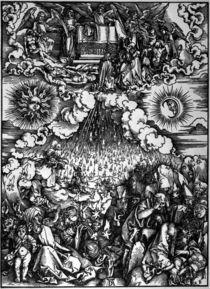 A.Duerer, Eroeffnung des 6.Siegels von AKG  Images