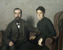 Felix Vallotton, Eltern des Kuenstlers by AKG  Images