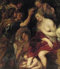 Hochzeit Alexanders mit Roxane / Rubens by AKG  Images