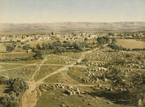 Ramla (Israel), Stadtansicht / Photochr. by AKG  Images