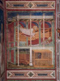 Giottoschule, Hl.Nikolaus & Konstantin von AKG  Images