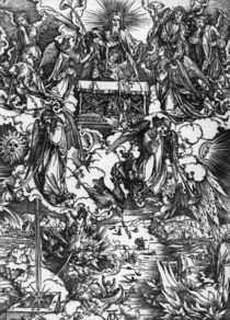 A.Duerer, Die sieben Posaunenengel by AKG  Images