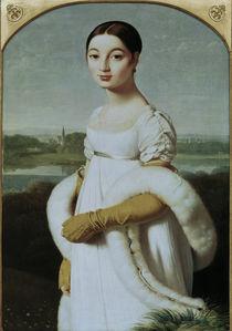 J.A.D.Ingres, Mlle Caroline Riviere von AKG  Images