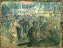 A.Renoir, Moulin de la Galette (Studie) by AKG  Images