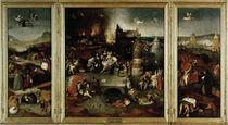 Bosch, Versuchung des Hl. Antonius by AKG  Images