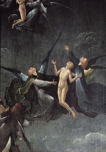 H.Bosch, Aufstieg himml.Paradies, Det. von AKG  Images