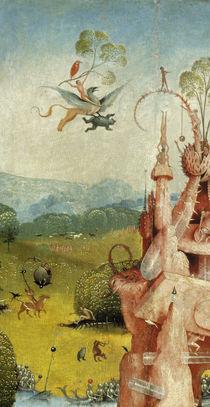 H.Bosch, Garten der Lueste, Ausschnitt von AKG  Images