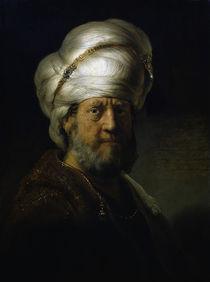 Rembrandt, Bildnis eines Orientale by AKG  Images