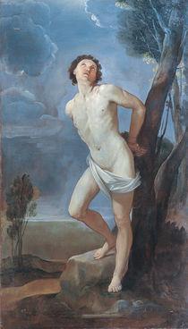 Guido Reni, Hl.Sebastian von AKG  Images