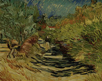 V.van Gogh, Weg in St.Remy by AKG  Images