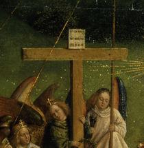 J.v.Eyck, Genter Altar, Leidenswerkzeuge von AKG  Images