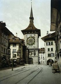 Bern, Zeitglockenturm / Photochrom by AKG  Images