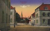 Germersheim, Lilienstrasse / Postkarte von AKG  Images
