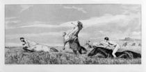M.Klinger, Verfolgter Centaur von AKG  Images