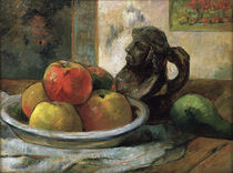 P.Gauguin, Stilleben mit Aepfeln, Birne.. von AKG  Images