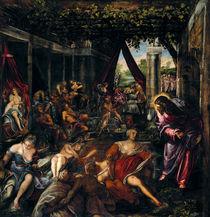 Tintoretto, Krankenheilung Bethesda by AKG  Images