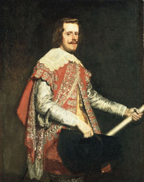 Philipp IV. von Spanien / Velasquez von AKG  Images