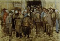 V.van Gogh, Die Armen und das Geld by AKG  Images
