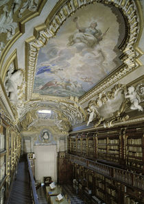 Florenz, Palazzo Medici, Biblioteca Ricc by AKG  Images