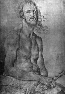 Duerer, Schmerzensmann (1522) by AKG  Images