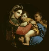 nach Raffael, Madonna della Sedia by AKG  Images