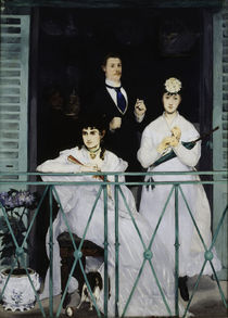 Manet / Der Balkon / 1868 by AKG  Images