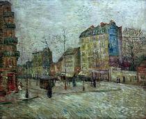 V.v.Gogh, Boulevard de Clichy by AKG  Images
