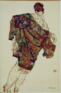 Egon Schiele, Erloesung by AKG  Images