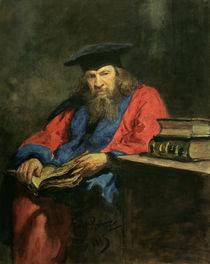 D.I.Mendelejew / Aquarell v. Repin by AKG  Images