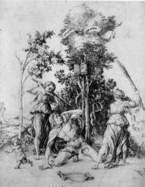 A.Duerer, Der Tod des Orpheus by AKG  Images