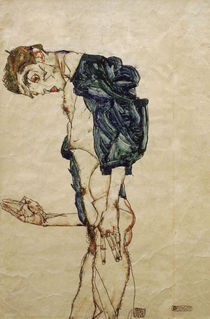 E.Schiele, Prediger by AKG  Images
