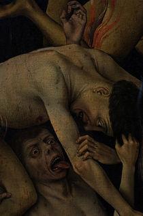 R. van der Weyden, Hoellensturz by AKG  Images