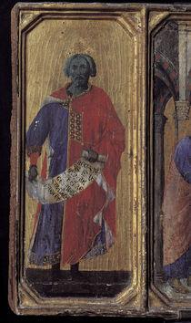 Duccio, Koenig Salomon von AKG  Images