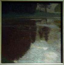 Gustav Klimt, Morgen am Teiche von AKG  Images
