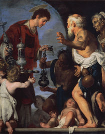 P.P.Rubens, Martyrium des Hl.Livinus by AKG  Images
