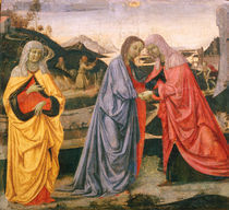 Perugino, Heimsuchung by AKG  Images