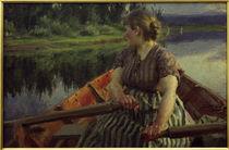 Anders Zorn, Mitternacht / 1891 von AKG  Images