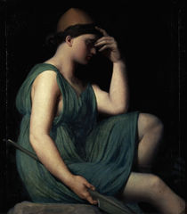 Homer, Odysse / Gem.v.Ingres von AKG  Images