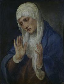 Tizian, Mater dolorosa von AKG  Images