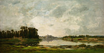 Ch. F.Daubigny, Conflans by AKG  Images