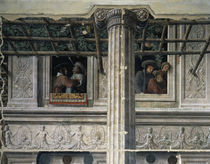 Mantegna, Martyrium Christophorus, Det. von AKG  Images