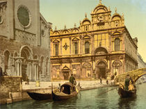 Venedig, Scuola di S.Marco / Photochrom by AKG  Images