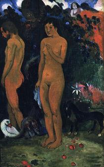 P.Gauguin, Adam und Eva von AKG  Images