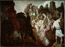 Rembrandt, Steinigung des Stephanus von AKG  Images