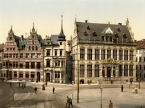 Bremen, Schuetting / Photochrom by AKG  Images