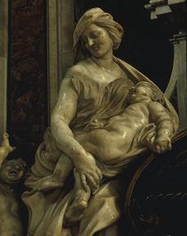 G.L.Bernini, Caritas by AKG  Images