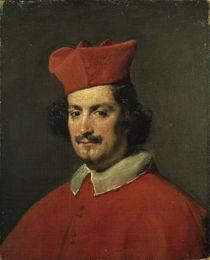 Kardinal Astalli / Gem.v.Velazquez by AKG  Images